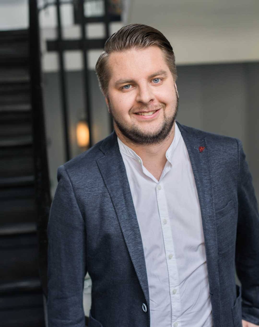 Mirko Streibel, Store Manager