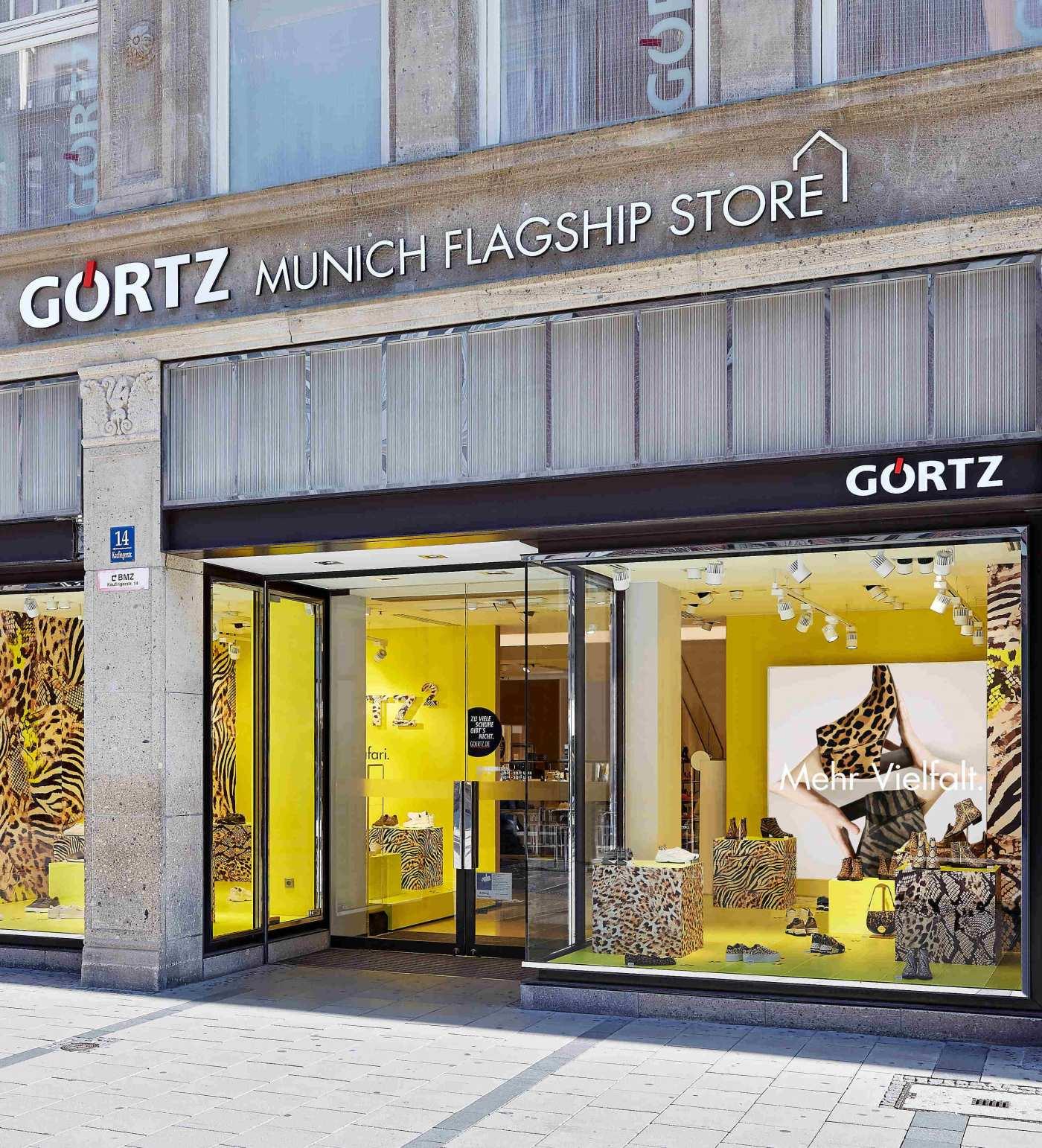 Görtz Flagship-Store München