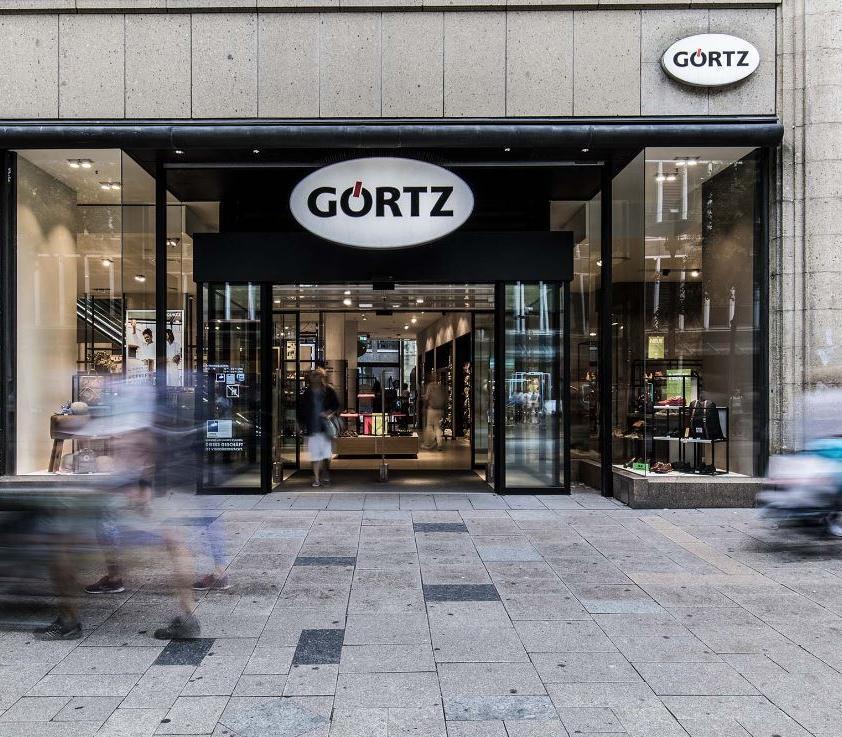 "Görtz eröffnet neue Store-Konzepte in <em class=""clr-red"">Frankfurt</em>"